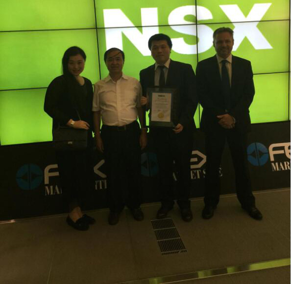 China Herbal Medicine Listed on the NSX under IDC's Guidance